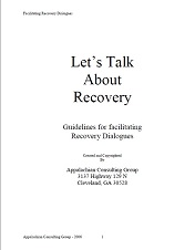 Recovery Dialogues